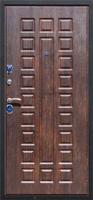 Двери Форпост. Интерио ЮГ-06 (тиковое дерево)